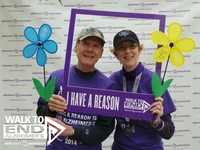Denton Walk to End Alzheimer's, 2014